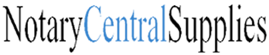 Notary Central Supplies :: Your Online Stamp and Seal Professionals